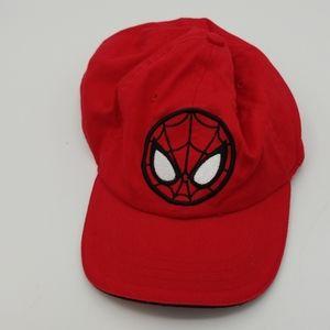 Marvel Comics Spiderman red Toddler hat cap